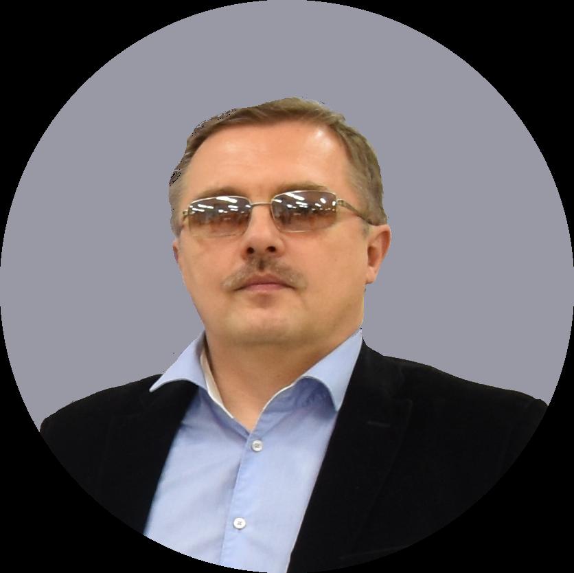 Заведующий кафедрой, <br>канд. техн. наук, доцент